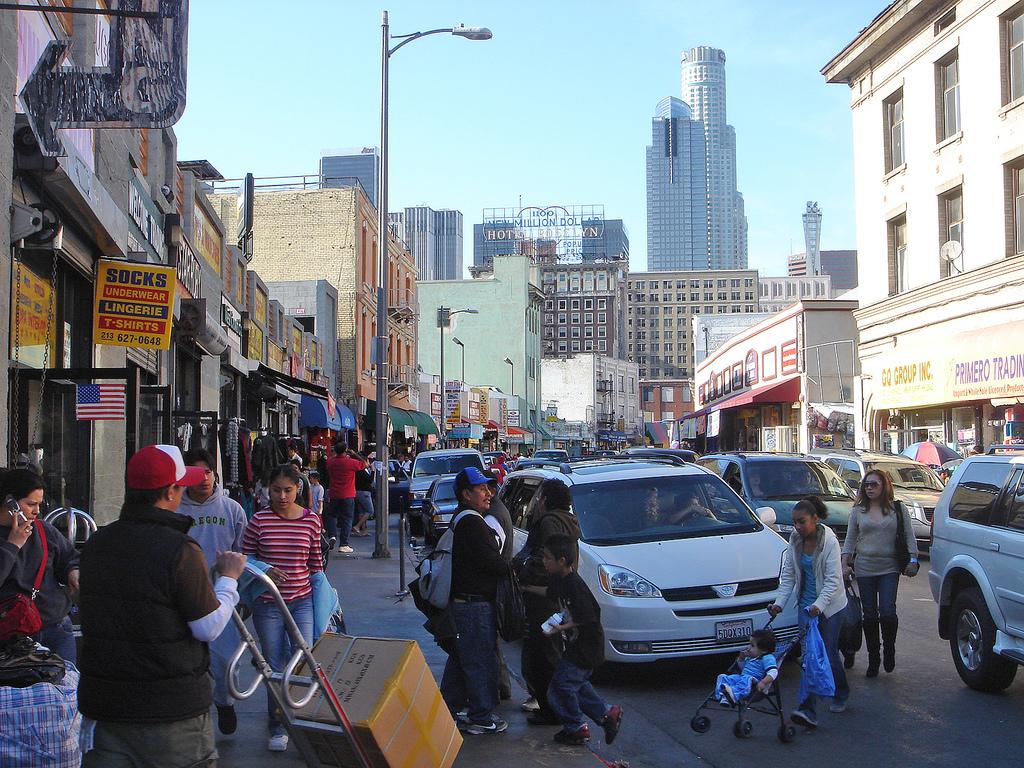 Los Angeles - Skid Row